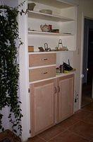 Built-in Cabinet 1-1