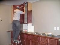 Kitchen-Cabinet-Install