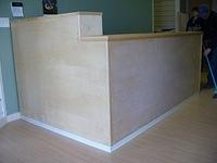 Front Office Desk 2-1